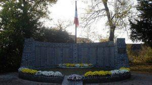 Monument aux morts de Bruz