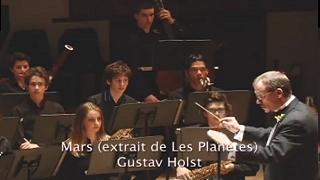 Vignette concert Holst