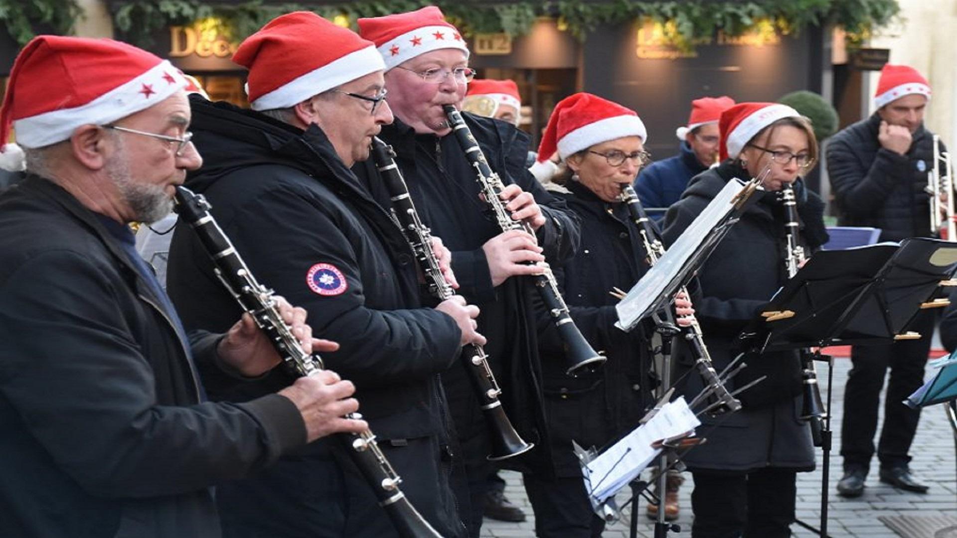 Fanfarovo à la clarinette
