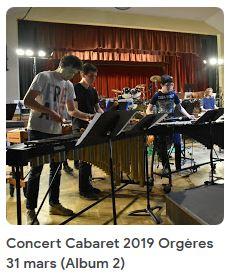 Jaquette Concert Cabaret 2019 (album2)